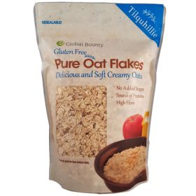 100% Pure Oat Flakes 5x425g