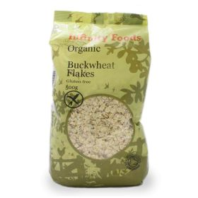 Buckwheat Flakes - Organic 6x500g