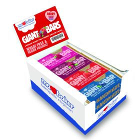 Mixed Berry Giant Flapjack Bars 20x90g