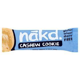 Cashew Cookie Bars 18x35g
