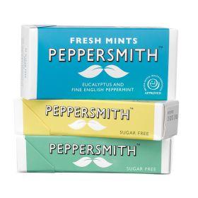 English Peppermint Fresh Mints 12x15g
