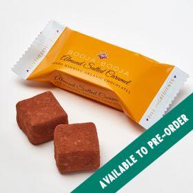 Almond Salted Caramel Truffles - Organic 16x2pack
