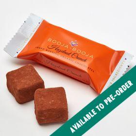 Hazelnut Crunch Truffles - Organic 16x2pack