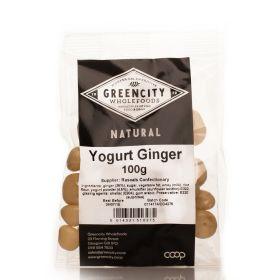 Yoghurt Ginger 10x100g