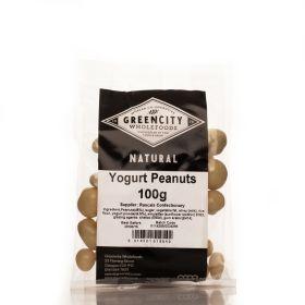 Yoghurt Peanuts 10x100g