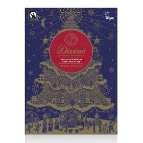 70% Dark Chocolate Advent Calendar 1x85g