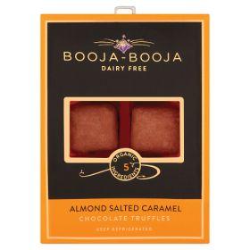 Almond Salted Caramel Truffles - Organic 6x69g