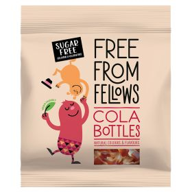 Free From Fellows Cola Bottles 10x100g