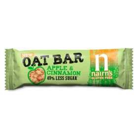 Gluten Free Oat Bars Apple & Cinnamon 20x40g