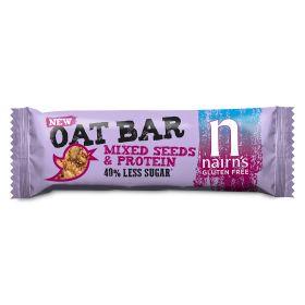 Gluten Free Oat Bars Seeded Protein 20x40g