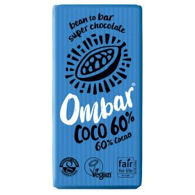 Coconut 60% Raw Chocolate - Organic 10x35g