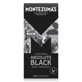 Absolute Black 100% Cocoa 12x90g