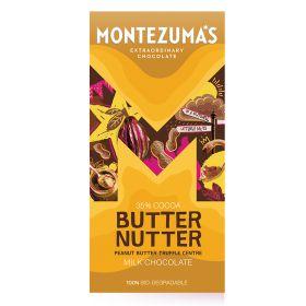 Butter Nutter Milk Choc with Peanut Butter Truffle Centre 12