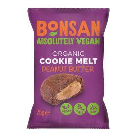 Vegan Cookie Melt Peanut Butter - Organic 16x25g