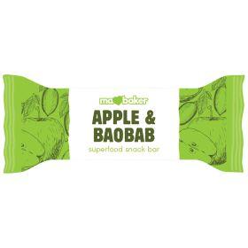 Superfood Baobab & Apple Bar 16x45g
