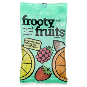 Frooty Fruits - Organic 10x70g
