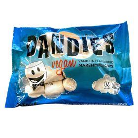 Dandies Vegan Marshmallows Regular 12x200g
