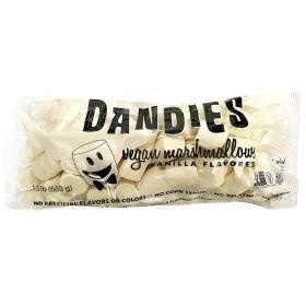 Dandies Vegan Marshmallows Regular 1x680g