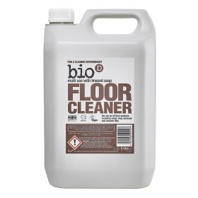 Floor Cleaner with Linseed Soap 1x5lt
