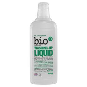 Washing Up Liquid - Fragrance Free 12x750ml