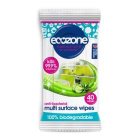 Anti-Bac Multi Surface Wipes 8x40 wipes
