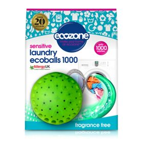 Clearance - Laundry Ecoball 1000 - Sensitive 1x1