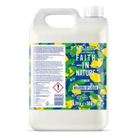 Super Concentrated Washing Up Liquid - Lemon 1x5lt