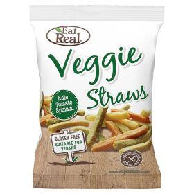 Veggie Straws with Kale, Tomato & Spinach 10x113g