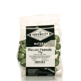 Wasabi Coated Peanuts 8x75g