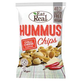 Hummus Chips Chilli Cheese 12x45g