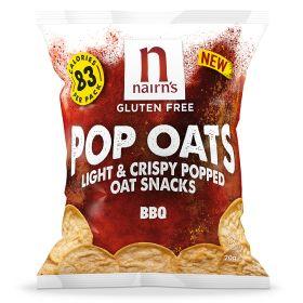 GF Popped Oat Chips BBQ 14x20g