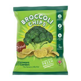 Fresh Broccoli Chips 24x24g