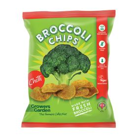 Fresh Broccoli Chips with Chilli 12x84g