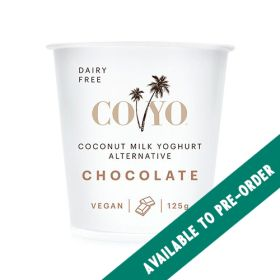 Coconut Milk Raw Chocolate Yoghurt 6x125g