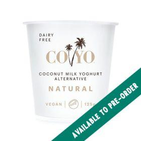 Coconut Milk Natural Yoghurt 6x125g