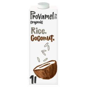Rice & Coconut Drink - Organic 12x1lt