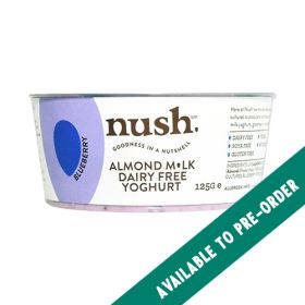 Blueberry Yoghurt - Almond Milk - see DA03654SC 6x125g