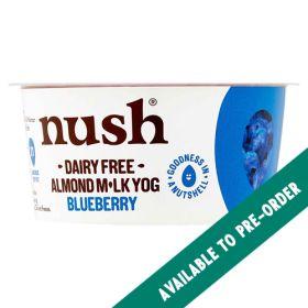 Almond Milk Blueberry Yoghurt 6x120g