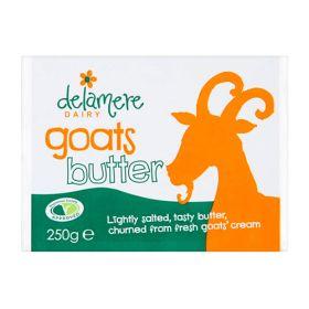 Goats Butter - Lightly Salted 10x250g