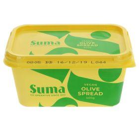 Olive Spread - Non Hydrogenated 8x500ml