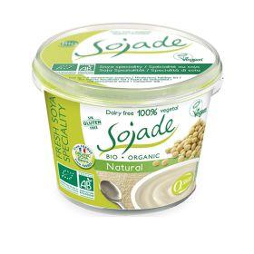 Natural Live Soya Yoghurt - Unsweetened 6x250g