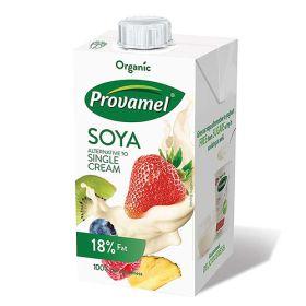 Soya Cream - Organic 15x250ml