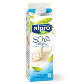 Original Fresh Soya Milk - With Added Calcium & Vitamins 6x1