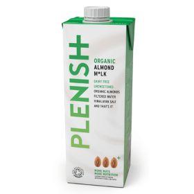 Almond Milk - Organic 8x1lt