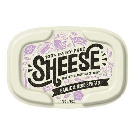 Garlic & Herb Creamy Sheese 6x170g
