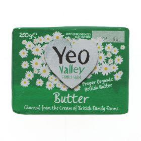 Salted Butter - Organic 20x250g