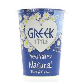 Natural Greek Style Yoghurt - Organic 6x450g
