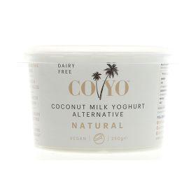 Coconut Milk Natural Yoghurt 6x250g