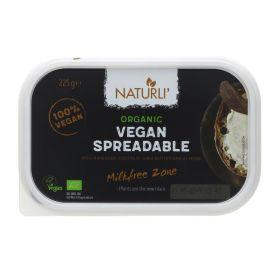 Spreadable Vegan Butter - Organic 24x225g