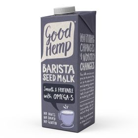 Barista Good Hemp Alternative to Milk 6x1lt